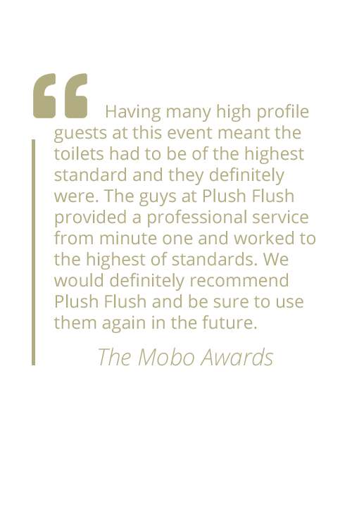 Plush Flush - Luxury Toilet Hire