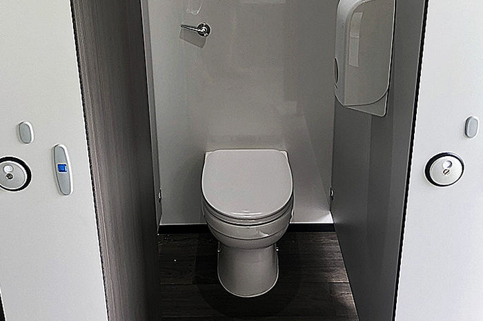 Plush Flush Luxury Toilet Hire Yorkshire